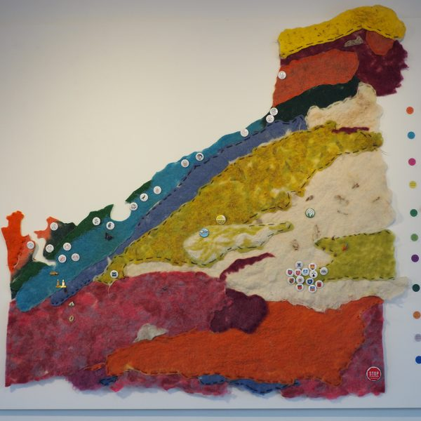 Exploration en art textile / Fiber art