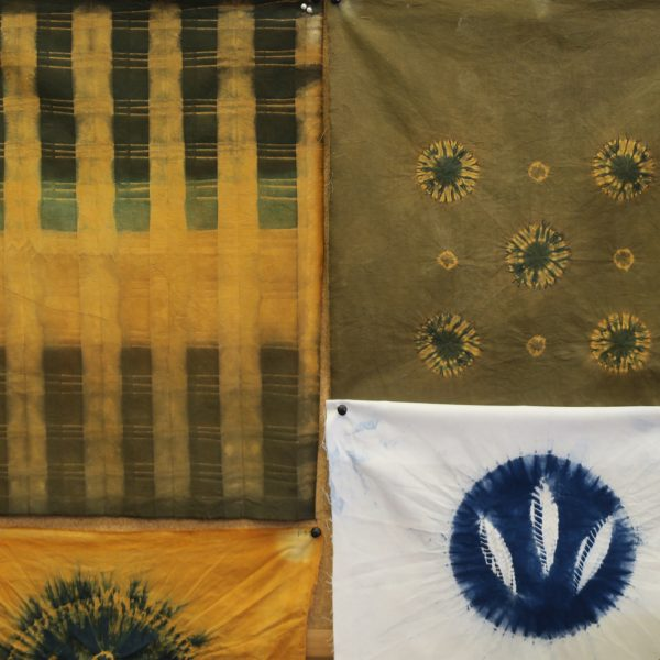 Introduction au Shibori / Initiation to Shibori