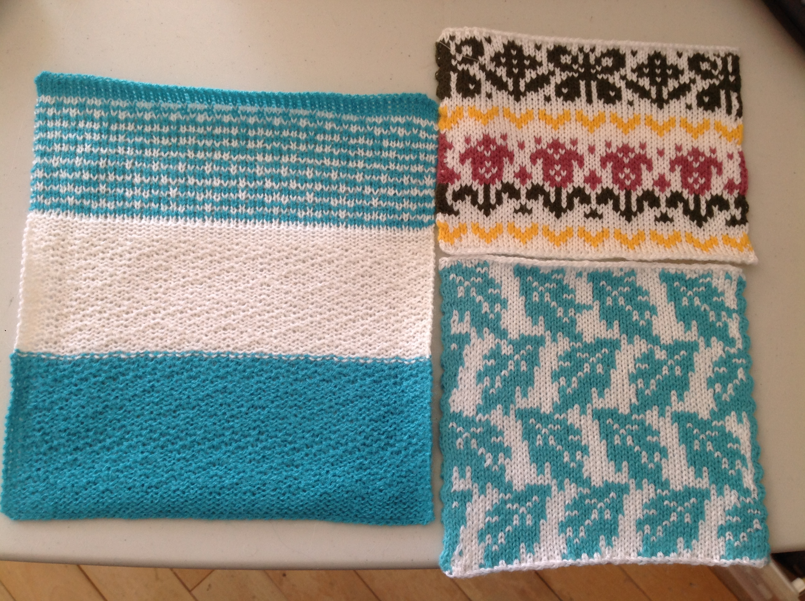 Knitting machine patterns and textures (Singer or Brother knitting ...